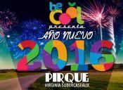 Fiesta Año Nuevo Be Cool 2016