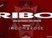 Music Night's Live: RIBO / INCOMAROSE, Bar Rockaxis