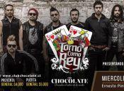 Tomo Como Rey en Club Chocolate