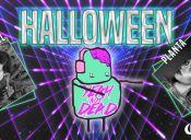 Fiesta Halloween en Club Baros, Antofagasta