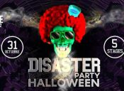 Disaster Party Halloween
