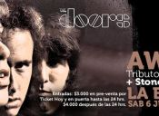 AWAKE Tributo The Doors + STONE PILOTS (STP), LA BATUTA