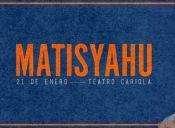 Matisyahu en Chile