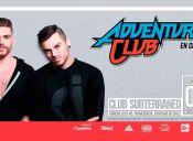 Adventure Club en el Subterráneo