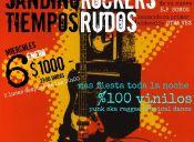 Sandino Rocker y Tiempos Rudos en Bar Santa Filomena