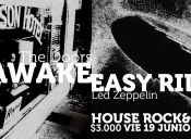 Tributos a The Doors y Led Zeppelin en House Rock & Blues