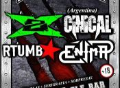 2X, Cinical, RTUMB y Énima en Ele Bar