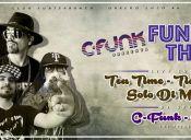 C-Funk, Tea Time, Rulo ( Los Tetas), Tiano Bless y Solo Di Medina en Club Subterráneo