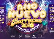 Fiesta Año Nuevo Barracas 2016