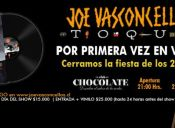 Joe Vasconcellos en Club Chocolate