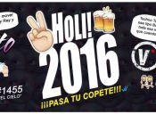 Fiesta Año Nuevo Holi 2016