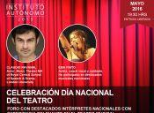 Día Nacional del Teatro en Projazz
