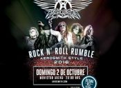 Aerosmith en Chile