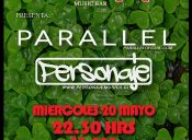 Music Night's Live: PERSONAJE, Bar Rockaxis