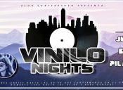 Vinilo Night en Club Subterráneo