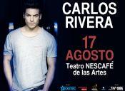 Carlos Rivera en Chile