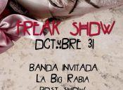 Freak Show, Halloween en Magnolia Bar