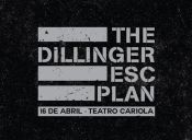 The Dillinger Escape Plan en Chile