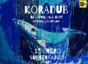 Koradub en Club Subterráneo