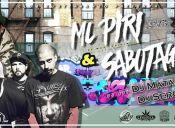 Sabotage y MC Piri en Club Subterráneo