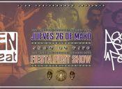 Newen Afrobeat y CAF en Club Subterráneo