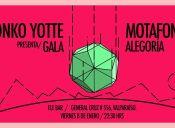 Bronko Yotte y Motafonkas en Ele Bar