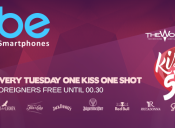 Kiss & Shoot en Sala Gente