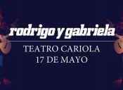 Rodrigo y Gabriela en Chile