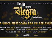 Noche de música negra en Club Ibiza