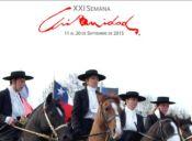 XXI Semana de la Chilenidad en Parque Padre Hurtado - 11 al 20 de Septiembre
