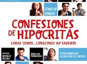 """""""Confesiones de Hipócritas"""" en Teatro Hombre Bala"""