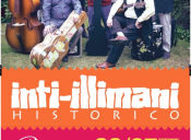 Inti Illimani Histórico en Teatro Nescafé de las Artes