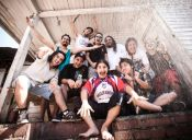 Santaferia - Celebración 10 Años -  Movistar Arena