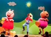 Peppa Pig en Teatro Nescafe de las Artes