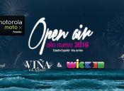 Fiesta Año Nuevo Open Air 2016