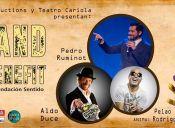Stand Up Benefit en Teatro Cariola