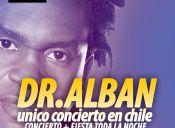 Dr. Alban en Espacio Broadway