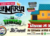 Festival de cumbia Maiplumaría