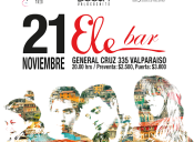 Laborde Trío, Delia Valdebenito y Bafovi en Ele Bar