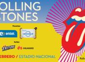 Concierto The Rolling Stones en Chile