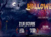 Halloween en Club Punta Cana