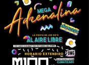 Año Nuevo Mega Adrenalina 2018