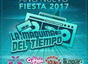 La Máquina del Tiempo: Año Nuevo 2017 en Teatro Caupolicán