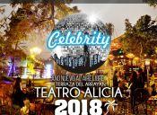 Celebrity Año Nuevo 2018