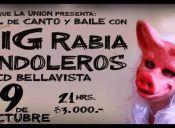 La Big Rabia y Los Bandoleros de Teno en Sala SCD de Bellavista
