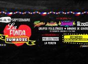 La Fonda Tu Madre - Cumbre Chilena 2016