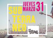 Los Tetas en Club Subterráneo