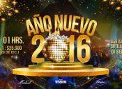 Fiesta Año Nuevo Club Eve 2016
