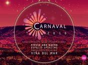 Fiesta Año Nuevo Carnaval 2016