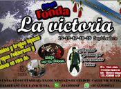 Fonda La Victoria - 15 al 19 de Septiembre